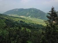 Salita alla Punta Telegrafo del Monte Baldo.